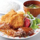 新潟でお手頃洋食ランチ・昼メシ